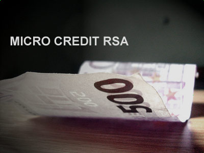 microcredit rsa
