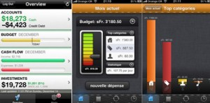 Budget sur iPhone