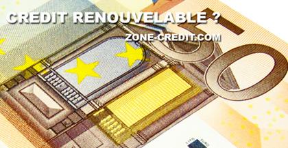 Crédit Renouvelable en France